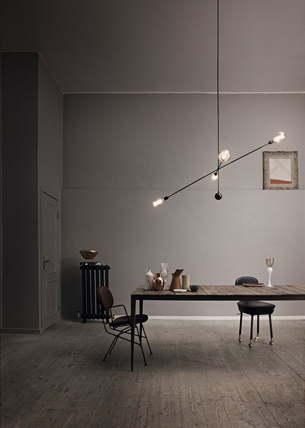 Interior Color. oliver gustav interiors. Grey walls