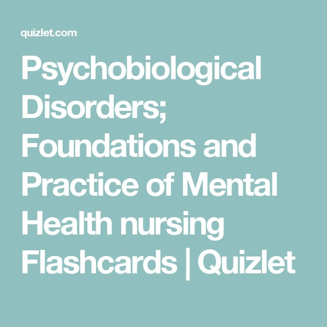 Experience PsychologyCH 13 Flashcards Quizlet 2185507