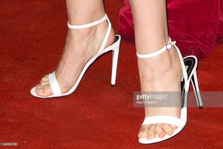 Photo d'actualité : Actress Juliette Binoche attends the Cesar Film...