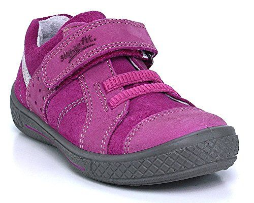 Superfit Sport5 Mini, Sneakers Basses Fille - Rose - Pink (Masala Kombi), 30