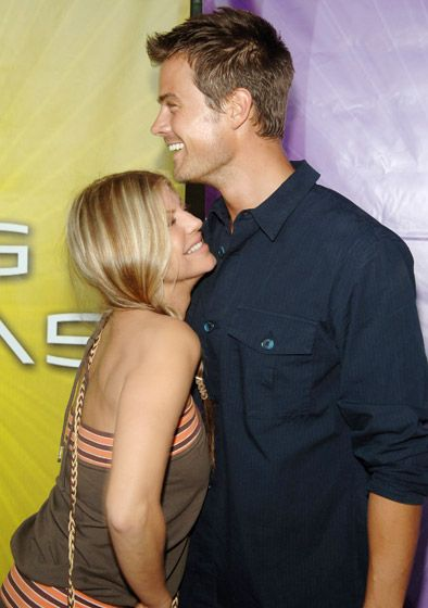 Josh Duhamel and Fergie's Sweetest Moments - Us Weekly