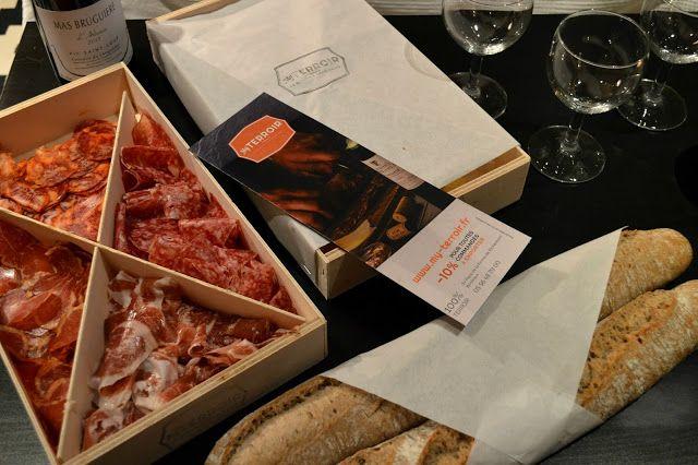 Camille in Bordeaux: My Terroir Bordeaux : charcuteries & fromages à domicile #concours
