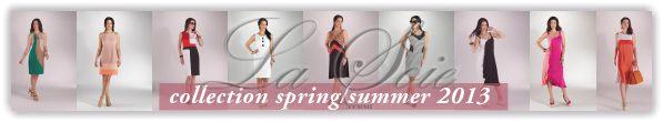 http://www.lasoieline.gr/    Η LA SOIE LINE ως μια ελληνική εταιρία με δικό της σχεδιαστικό τμήμα αλλά και τμήμα πατρόν, συνεχίζει να ακολουθεί τις διεθνείς τάσεις της μόδας και να τις προσαρμόζει στο στυλ και στο σωματόπυπο της ελληνίδας καταναλώτριας. Καλύπτει τις ανάγκες της σύγχρονης γυναίκας για ντύσιμο, κατά τη διάρκεια όλης της ημέρας και για κάθε περίσταση.