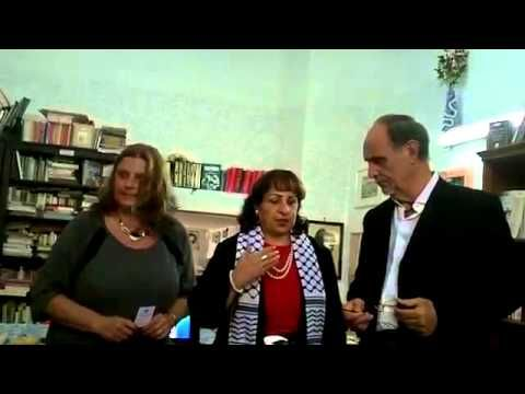 Riconoscere come stato la Palestina! Mai Alkaila Giovanna Canzano