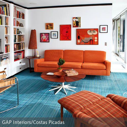 9 besten Wohnzimmer Bilder auf Pinterest Tapete, Tapeten und - wohnideen wandputz wohnzimmer