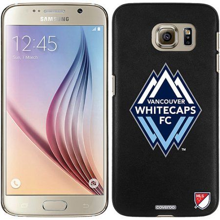 Vancouver Whitecaps FC Emblem Design on Samsung Galaxy S6 Snap-on Case