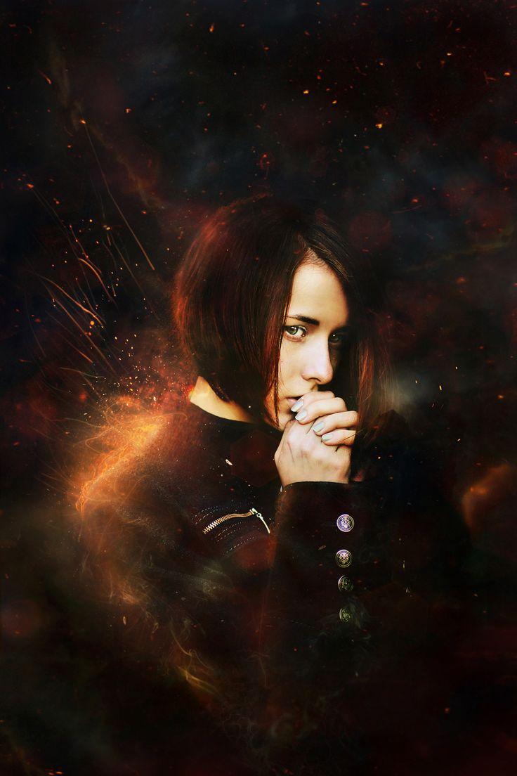 A fear of fire by ValerianVALI.deviantart.com on @DeviantArt
