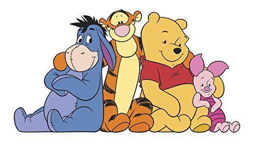 Winnie the Pooh | Rabbit | Roo | Lumpy | Piglet