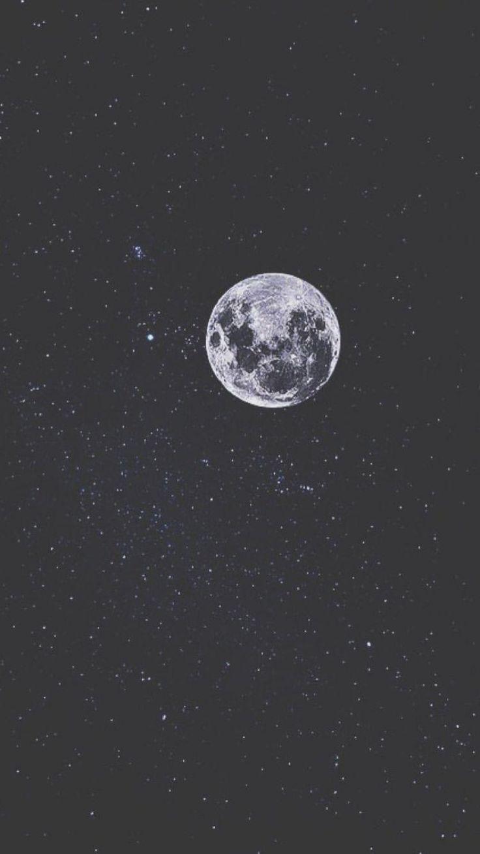 19 Aesthetic Moon Wallpaper 2k Beautiful Wallpaper Iphone Wallpaper Moon Moon And Stars Wallpaper Iphone Wallpaper Sky