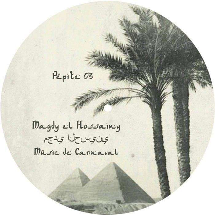 Magdy El Hossainy 'Music de Carnaval' cover art