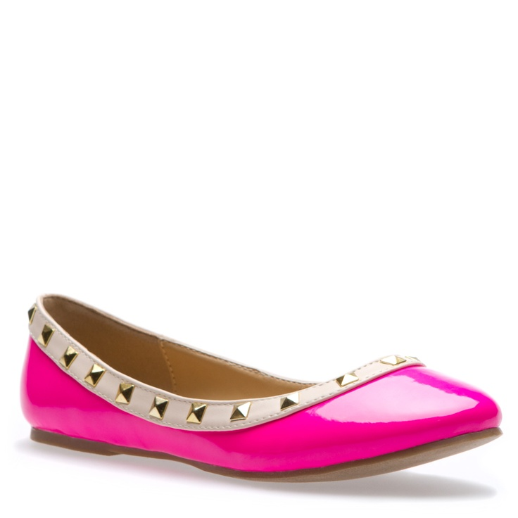 Elvia  Sign up through my link & buy!  http://www.shoedazzle.com/invite/1ep47p4pox: Things Pink, Shoes Glore, Nice Shoes, Flats Shoes, Pink Flats, Hot Pink, Pink Elvia, Pink Shoes, Shoes Addiction