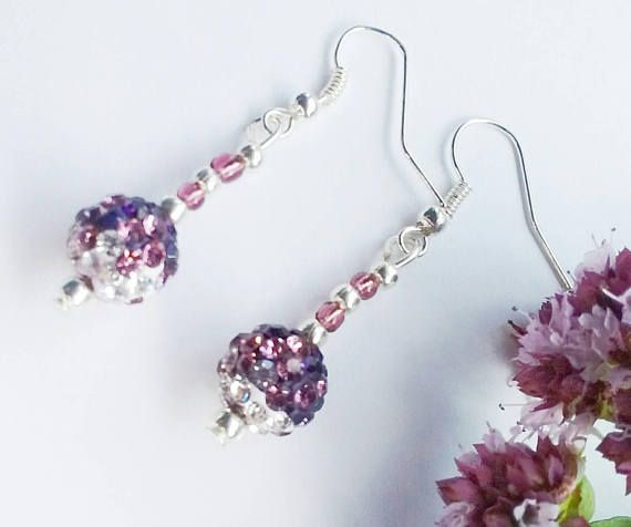 Hey, I found this really awesome Etsy listing at https://www.etsy.com/uk/listing/467050178/purple-crystal-earrings-crystal-drop