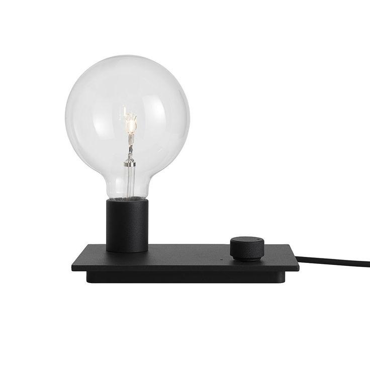 Lampe Control Noir - Muuto