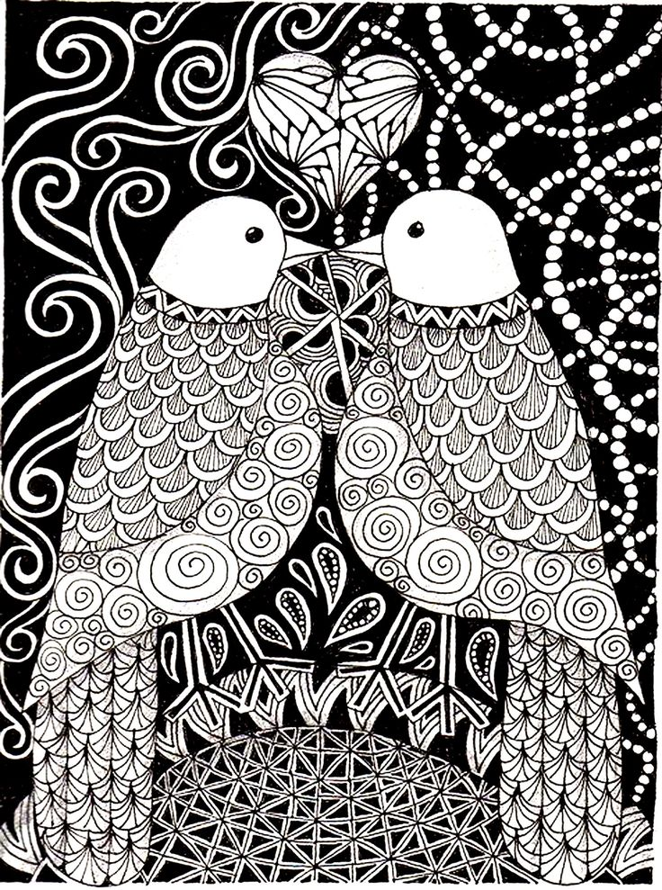 21 best Coloring Book images on Pinterest Coloring books, Coloring - best of coloring pages adults birds