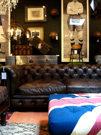 Great HALO: Carnaby Street Meets Country House Style U2014 High Point Market Spring  2011