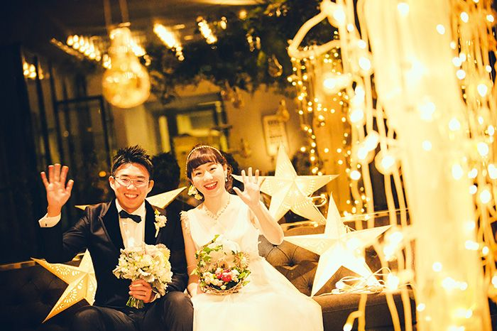 Little Star | crazy wedding (クレイジーウェディング)