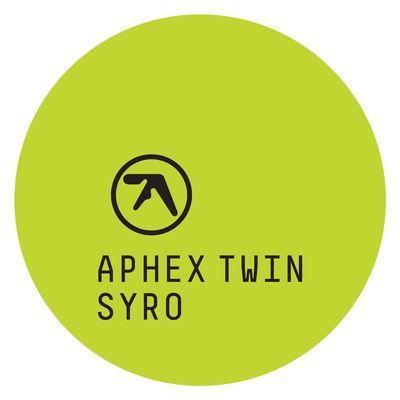 Streaming Now: Aphex Twin - Syro  [Bleep.com]