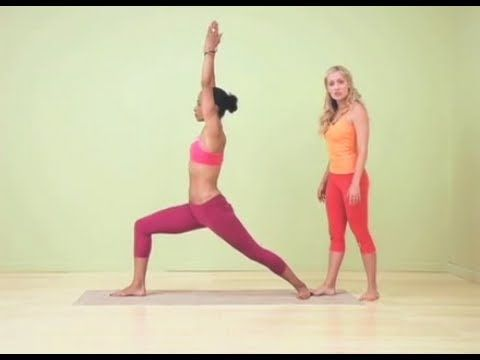 This Move and Sweat yoga practice from Kathryn Budig and Yoga Journal will raise your heart rate and link plenty of movement with breath to help you detox and burn excess energy.    For more Yoga Journal videos, visit http://www.yogajournal.com (19 min)