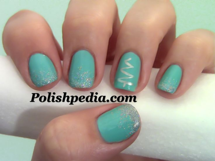 Simple Christmas Tree Nails - Best 25+ Simple Christmas Nails Ideas On Pinterest Xmas Nails