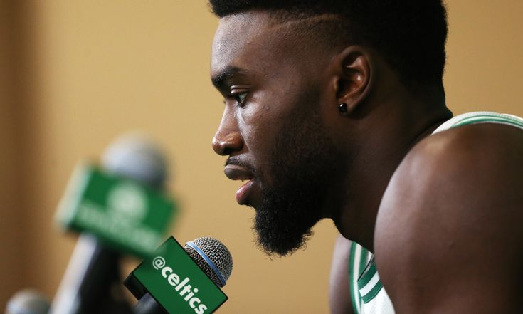 Jaylen Brown: Laura Ingraham's comments about LeBron are 'ridiculous' and 'insulting'