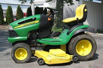 John Deere Workshop Technical Manual: John Deere 102 115 125 135 145 155C 190C Lawn & Ga...