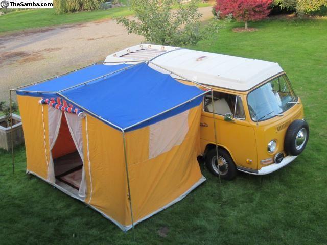 1972 VW Westfalia camper van unique optionsPrice: $16000