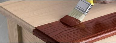 Everything you need to know about staining wood #diy #homeimprovement #howto