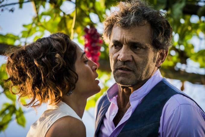 Camila Pitanga disse que ator foi puxado pela correnteza