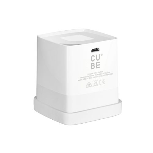CUBE // Capture exact color from any surface. Digitally.