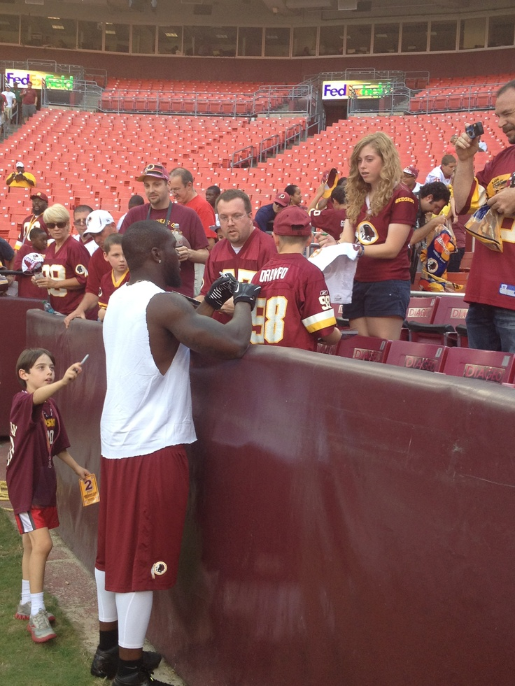 FedExField 8.29.12 #Redskins
