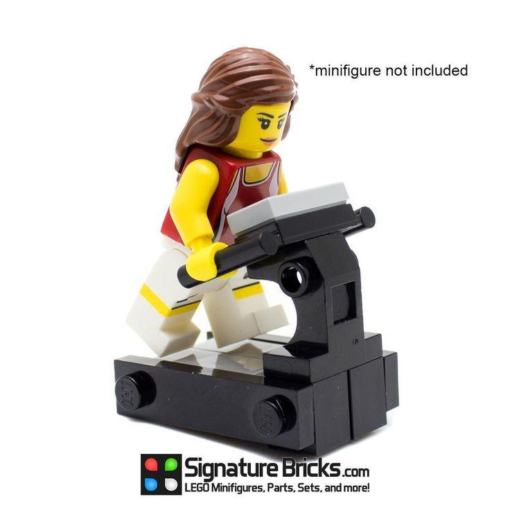 LEGO Treadmill for Minifigure Gym Fitness City | eBay