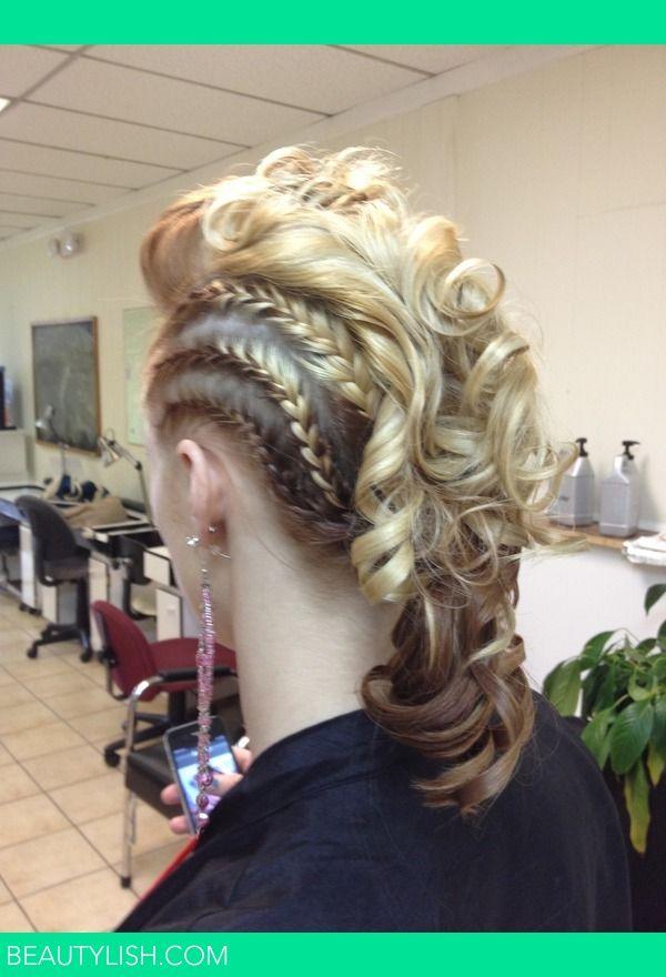 Braided Mohawk | Mm L.'s Photo | Beautylish | Hair ...