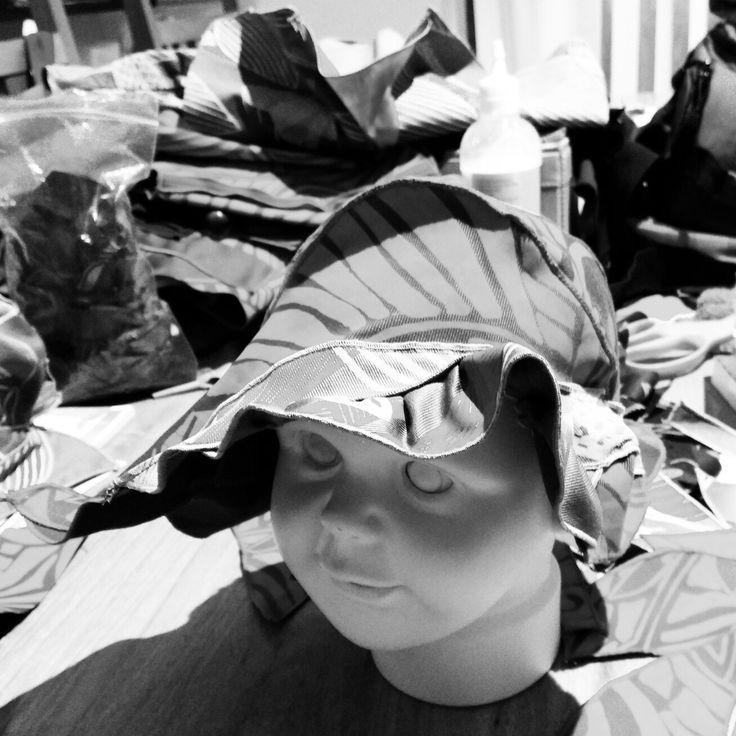 OOAK Scrap Hat. No more to say:-)