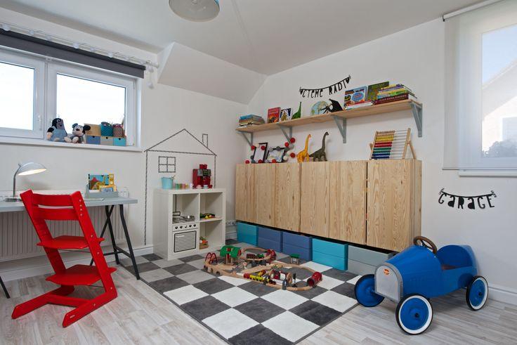 Úložní prostor na hračky
