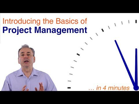 You've been given a project to deliver. You want to know: 'What are the Project Management Essentials?' Our 8-step template puts you on track for success.