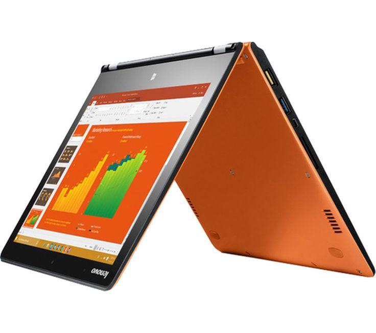 Lenovo Yoga 700 11.6 2 in 1 - Orange, Orange