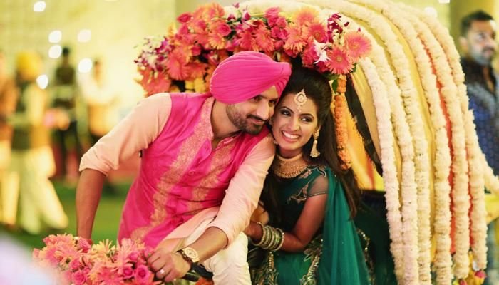 Complete Wedding Album: Cricketer Harbhajan Singh And Actress Geeta Basra's Big Fat Punjabi Wedding