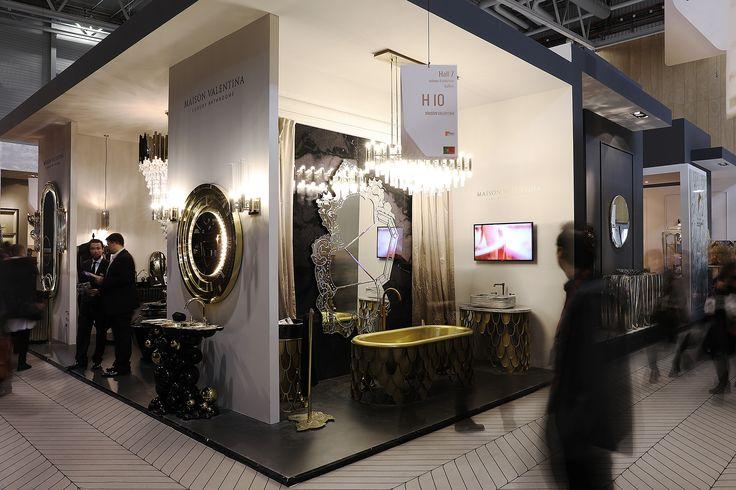 Visit us at  Hall 7 - Stand H10 - I9 http://www.maisonvalentina.net/en/news-and-events/2017/maison-objet/jan