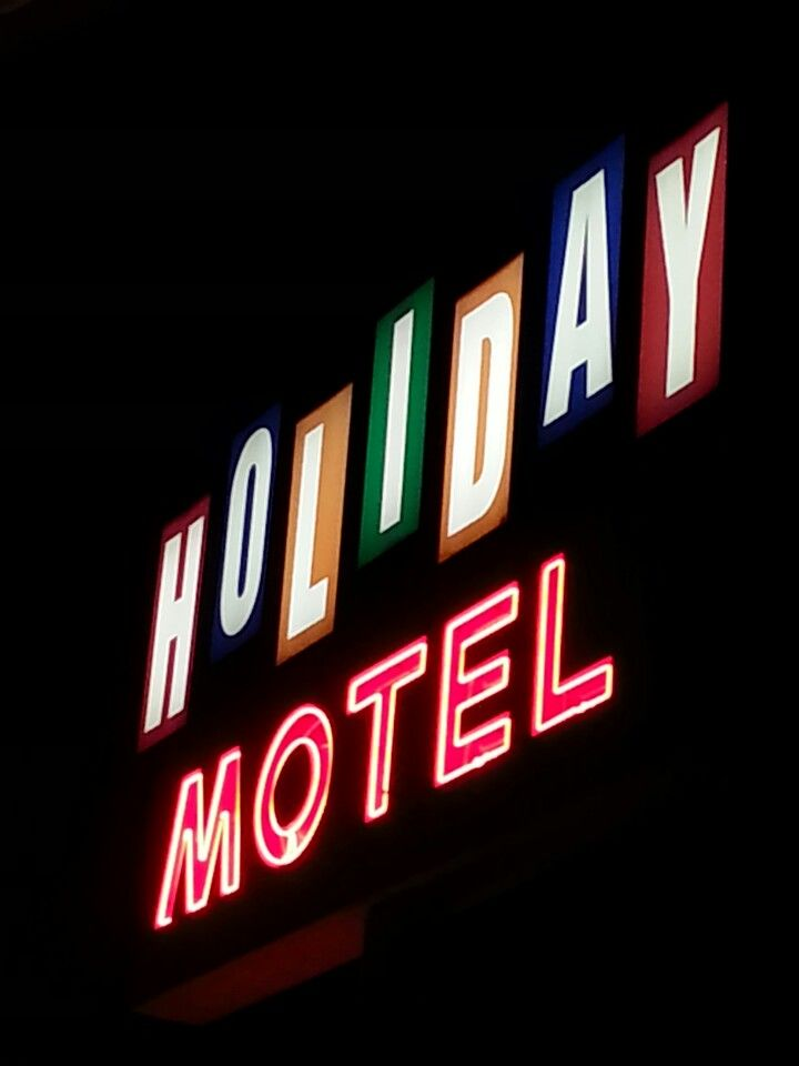 Holiday Motel in Bend OR A