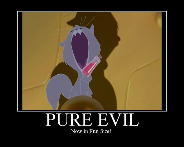 disney villain motivational poster | Tags: disney , funny , posters
