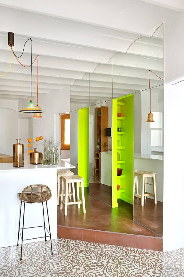 piso pequeno en barcelona de alquiler de miel arquitectos