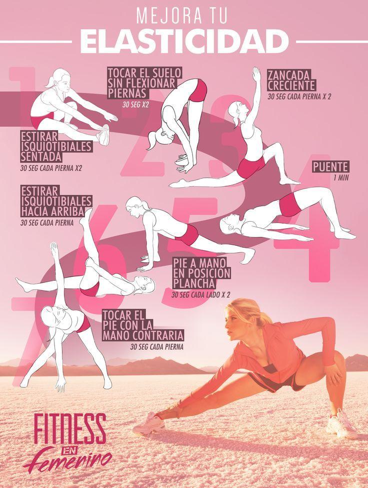 Rutina de ejercicio para mejorar tu elasticidad #deporte #estudiantes #umayor