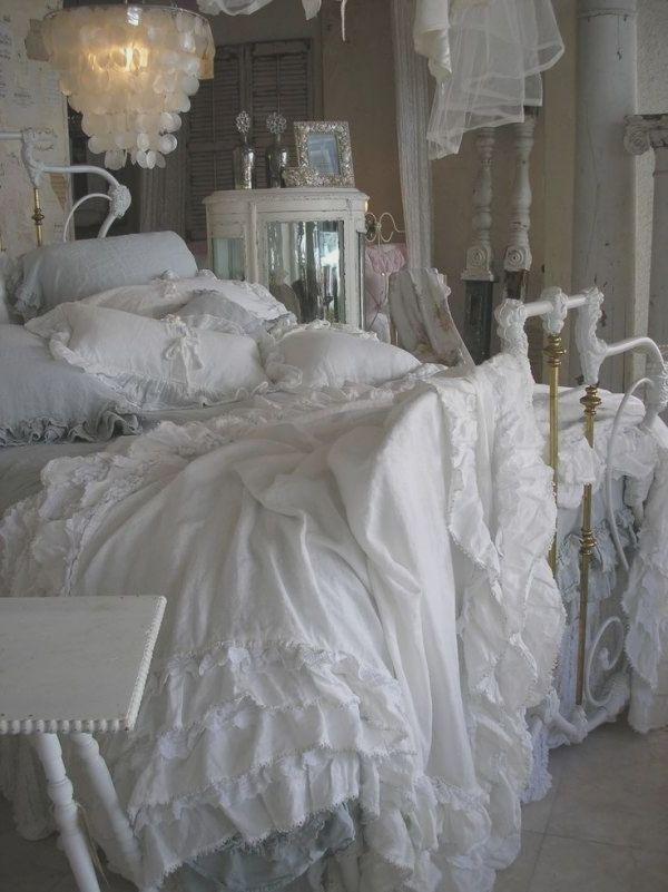 Ein Schones Shabby Chic Schlafzimmer Weitere Shabby Chic Deko