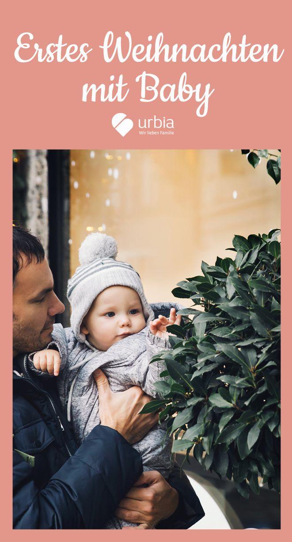 Auch wenn das Kleine bewusst noch nicht so viel davon mitkriegt, beim ersten Weihnachten mit Baby beginnt dennoch ein ganz neuer Abschnitt. Es ist deshalb eine gute Gelegenheit für die junge Familie, eigene Heiligabend-Traditionen zu beginnen.