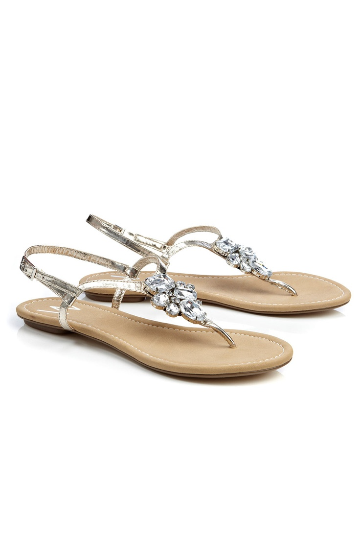 Summer Jewel Sandals