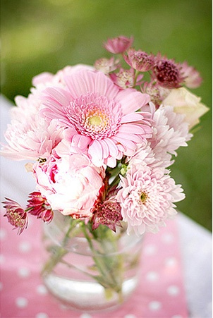 fresh flowers...
