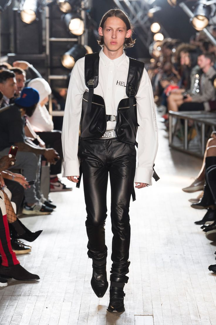 Helmut Lang Spring 2018 Ready-to-Wear Fashion Show