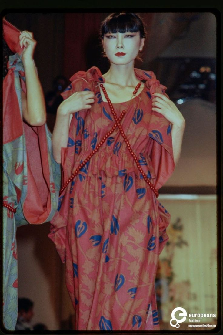 Fashion show Dorothee Bis spring/summer 1978