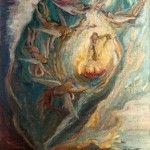 """La pieza inédita El nacimiento intrauterino es la primera obra surrealista de Salvador Dalí, y la """"pieza clave"""" para completar el rompecabezas daliniano"""