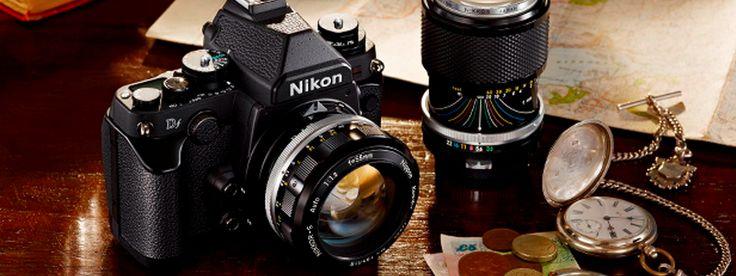 De nieuwe Nikon DF #geek